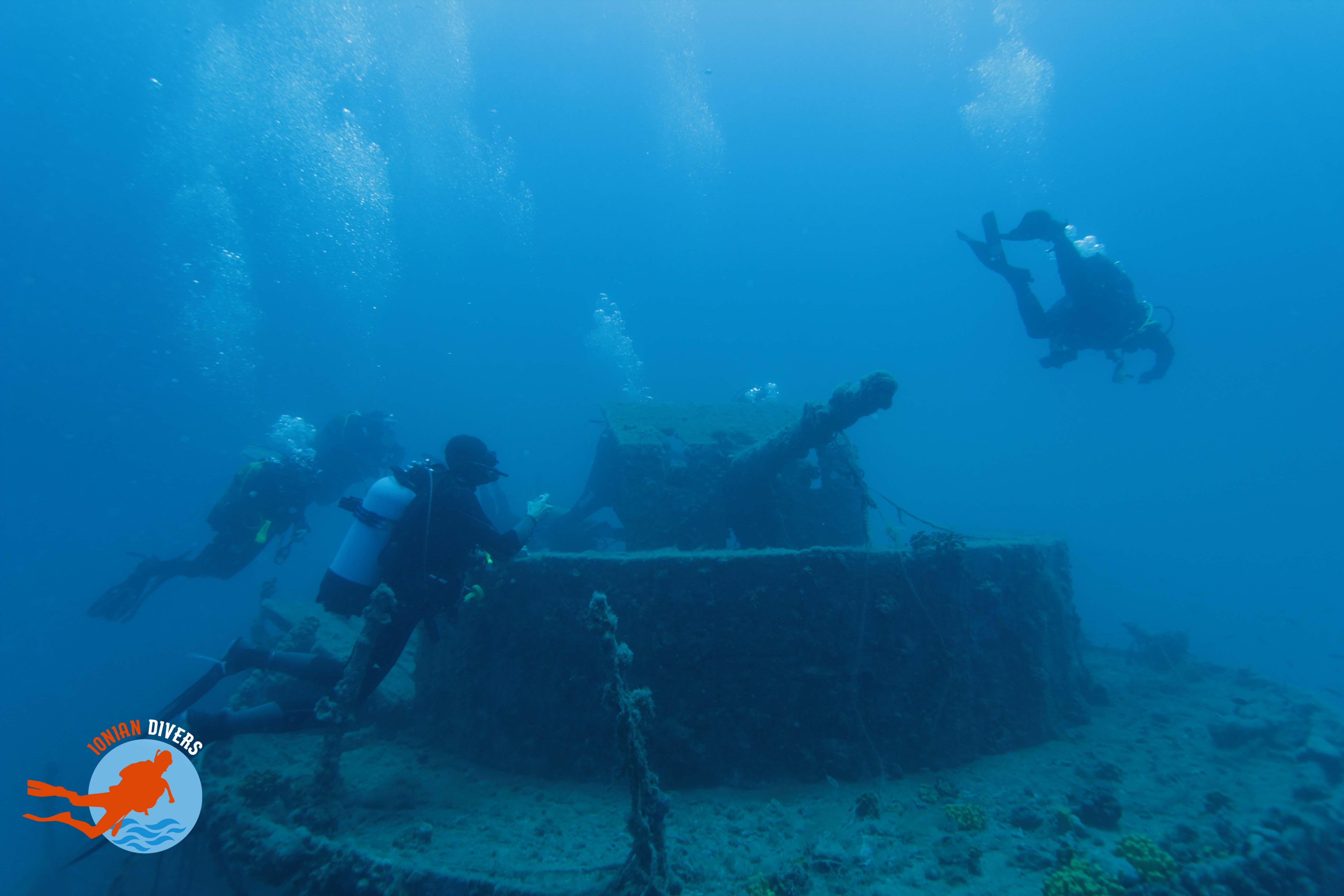 Ionian Divers Diving School